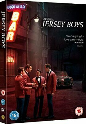 Jersey Boys [DVD] [2014] - DVD  XYVG The Cheap Fast Free Post