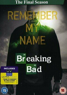 Breaking Bad - The Final Season* [DVD] - DVD  YWVG The Cheap Fast Free Post
