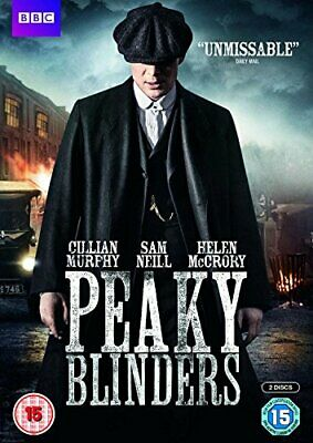 Peaky Blinders - Series 1 [DVD] [2013] - DVD  4YVG The Cheap Fast Free Post