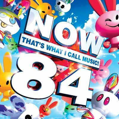 Various Artists - Now That's What I Call Music! 84 - Various Artists CD 7AVG The