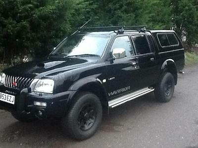 Mitsubishi L200 2.5 TD Ltd ( lth ) Warrior excellent condition