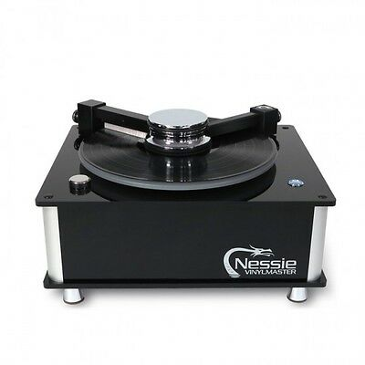 Nessie Vinylmaster Vinyl Record Cleaning Machine