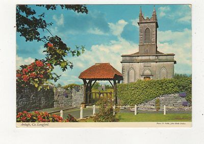 Ardagh Co Longford Ireland 1982 Postcard 878a