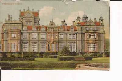"1911 postcard ""Thoresby House"""