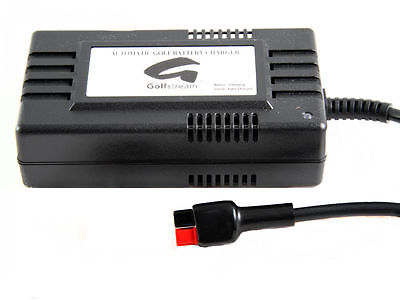 Charger - Torberry (lead acid) suitable for Hill Billy, Motocaddy, Golfstream