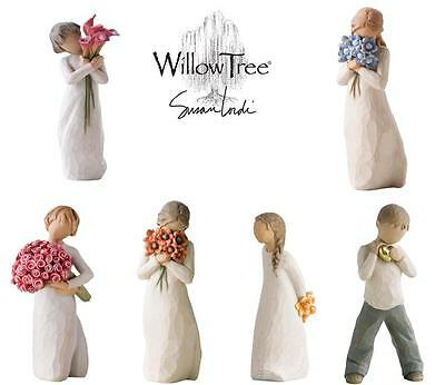 Willow Tree Girls & Boys- Buy 2 & Get Spirit of Giving Ornament 27547 FREE