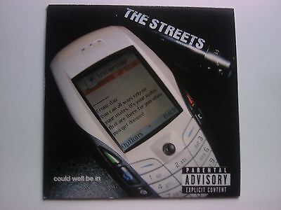 """THE STREETS - Could well be in - UK 7"""" Vinyl single"""