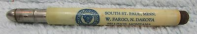 1949 Bullet Pencil Central Cooperative Assoc Livestock Selling Agency FREE S/H
