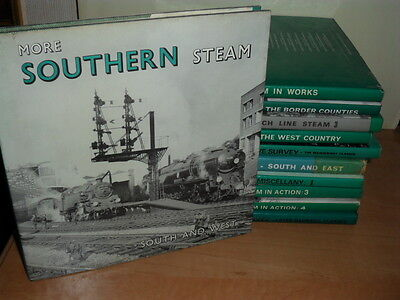 """""""More Southern Steam-South & West"""" 1st HB-£2.99 STARTER-£1.50 UK POSTAGE"""