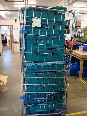 Job lot of 18x Crates Full of Various Mixed DVD's and CD's UNTESTED #4