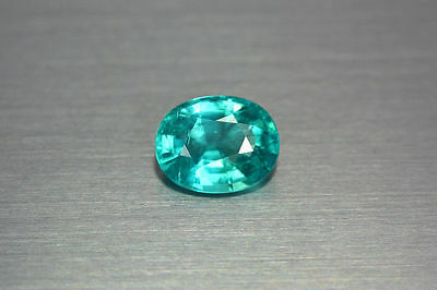 1.990 Ct 100% Natural! Excellent Cut Rare Superb Blue Apatite ~Rare To Find~!!!