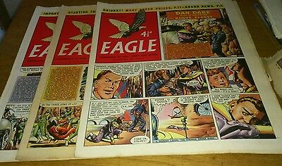 3 Eagle Comics, 1956, Rogue Planet