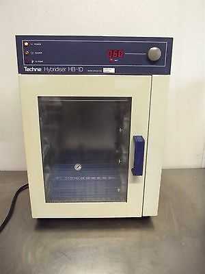 Techno HB-1D Hybridiser Incubator Oven ~ Heats Up To 160 Degrees F~Works~S2682