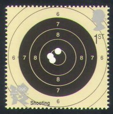 GB 2010 Sports/Olympics/Olympic Games/Shooting 1v (b7810b)
