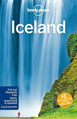 Lonely Planet ICELAND 9 (Travel Guide) - BRAND NEW PAPERBACK