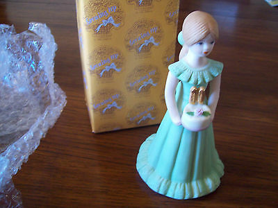 Enesco Growing Up Girls Figurine 11th Birthday-NIB