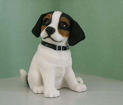 Jack Russell Terrier Puppy By Leonardo - Perfect Condition