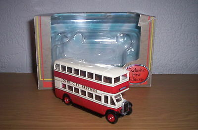 Exclusive First Editions - Irish Omnibus Co. - Cork City Services - Leyland TD1