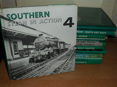 """""""Southern Steam in Action 4"""" 1st HB-£2.99 STARTER-£1.50 UK POSTAGE"""