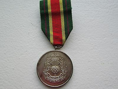 Vintage Tayside Police Medal 25 years outstanding service