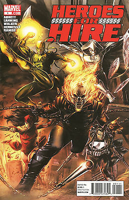 Heroes for hire 1 & 2 (DC VO) (bags)