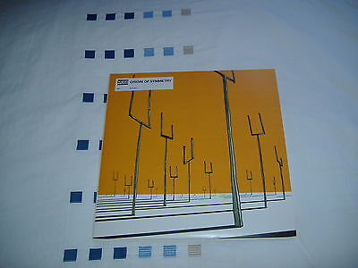 "Muse Origin Of Symmetry 12"" Vinyl Lp 2001 Very Good Condition!"