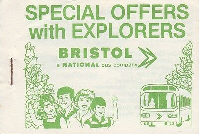 Bristol. Special Offers with Explorers.  12 Special Offers.