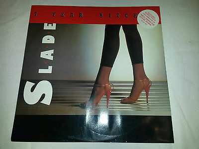 Slade. 7 Year Bitch 12""