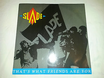 Slade. Thats What Friends Are For 12""