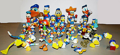 Disney Donald Duck * Large Lot of 43 Different Donald Duck Figures