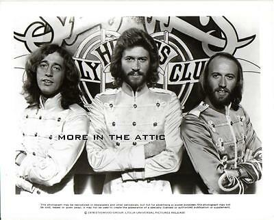 The Bee Gees Original Sgt Peppers Lonely Hearts Club Band Film Still #2