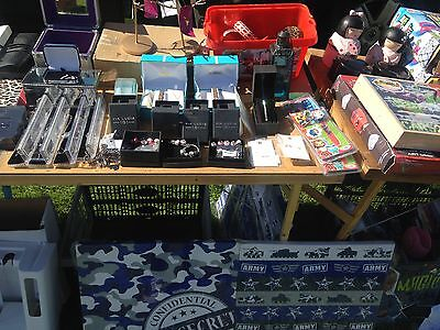 JOBLOT of Carboot stock items over 150 items! Mostly new