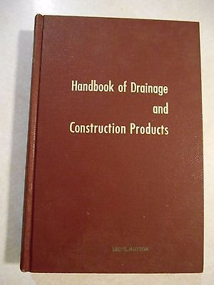 Handbook of Drainage and Construction Products,