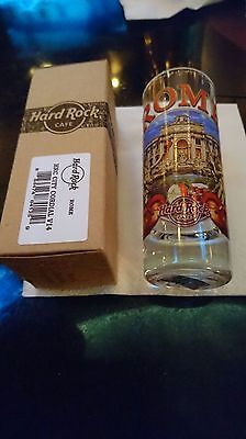 Hard Rock Cafe ROME Shot Glass