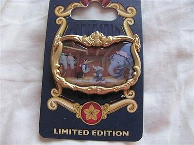 Disney Trading Pins 93981 WDW - Dumbo, The Flying Elephant - Storybook Circus -
