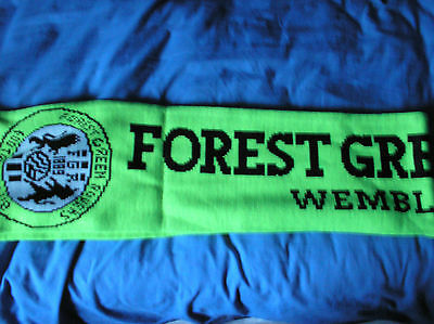 Forest Green Wembley 2016 Scarf