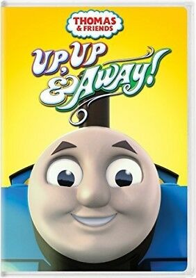 Thomas And Friends: Up, Up And Away [New DVD] Snap Case