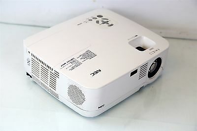 NEC NP400 LCD 1024 x 768 Projector - 150 Lamp Hours