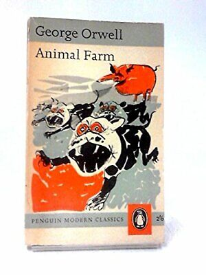 Animal Farm by Orwell, George. Book The Cheap Fast Free Post