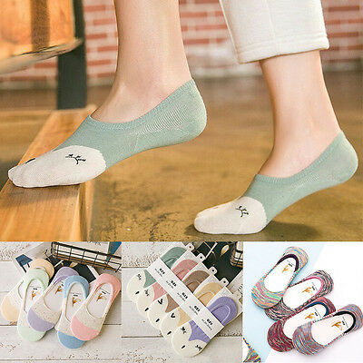 Non-slip Socks Sports Invisible Women Hot Low Cut Cotton Ankle Short Boat