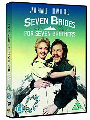 Seven Brides For Seven Brothers [DVD] [1954] - DVD  8QVG The Cheap Fast Free