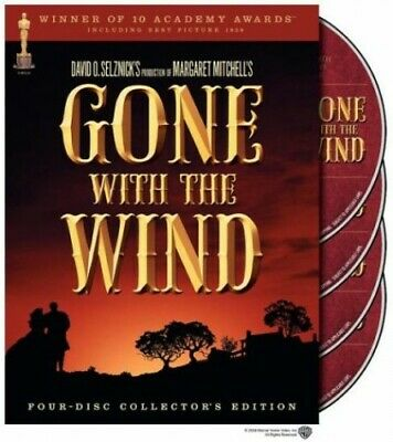 Gone With The Wind (4 Disc Collector's Edition Box Set) [1939] [DVD] - DVD  20VG