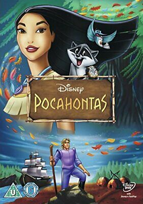 Pocahontas [DVD] - DVD  IQVG The Cheap Fast Free Post