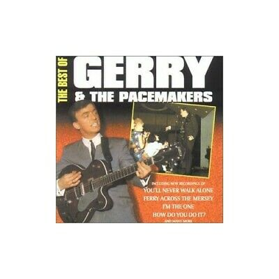 Gerry & The Pacemakers - The Best of Gerry &... - Gerry & The Pacemakers CD 3NVG