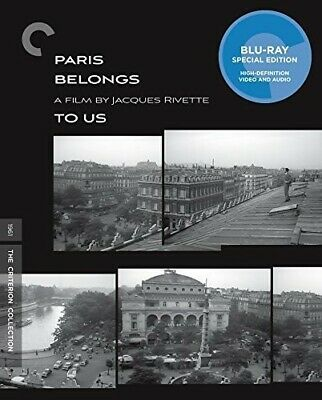 Paris Belongs To Us (Criterion Collection) [New Blu-ray] Restored, Special Edi