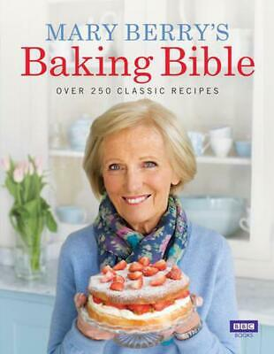 Mary Berry's Baking Bible by Mary Berry (English) Hardcover Book Free Shipping!