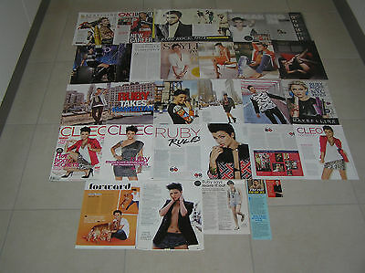 29 Ruby Rose Clippings Orange Is The New Black
