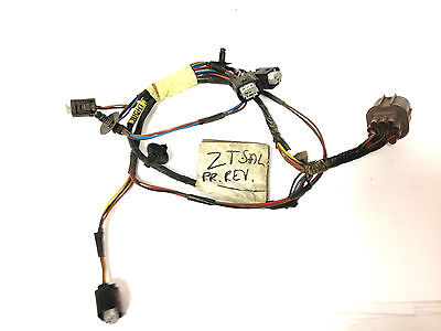 Rover 75 MGT ZT reverse light wiring loom and plugs