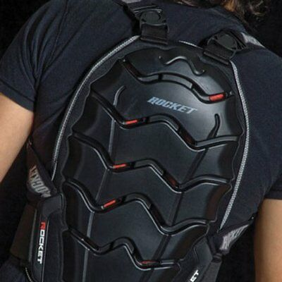 Joe Rocket Speedmaster 2.0 Back Protector Black M/Medium