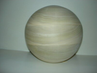Tai Chi Ball Poplar Wood